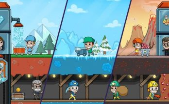 best idle tap games
