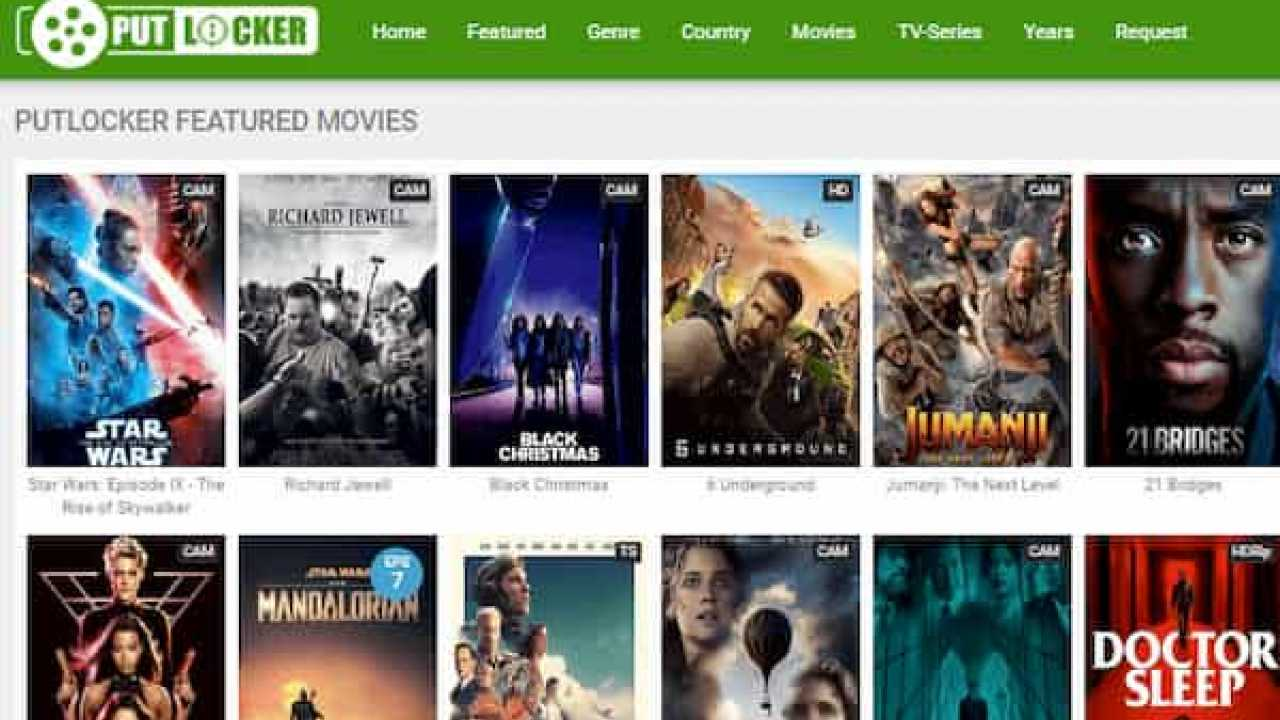 Putlocker-movies