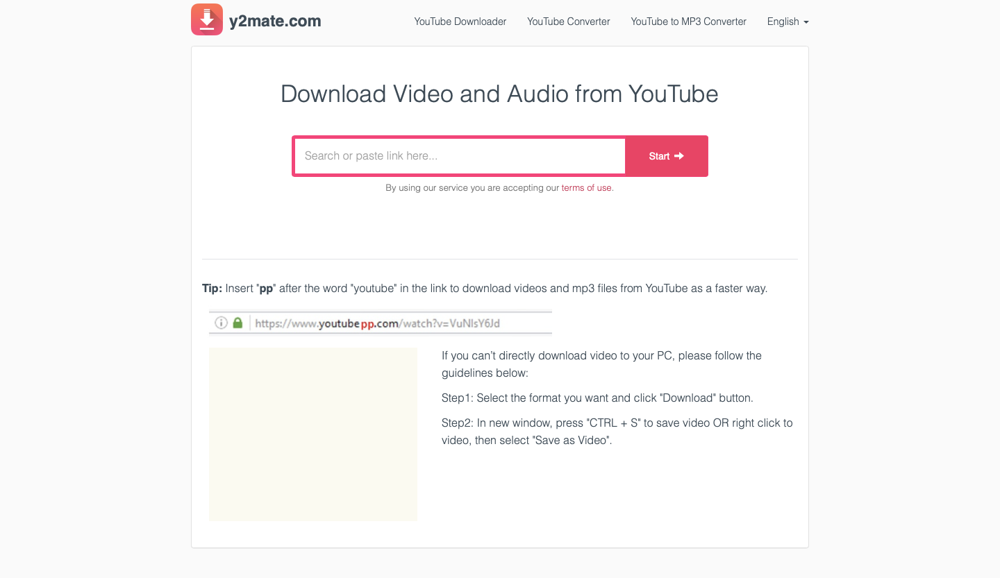how to download youtube video in audio format online