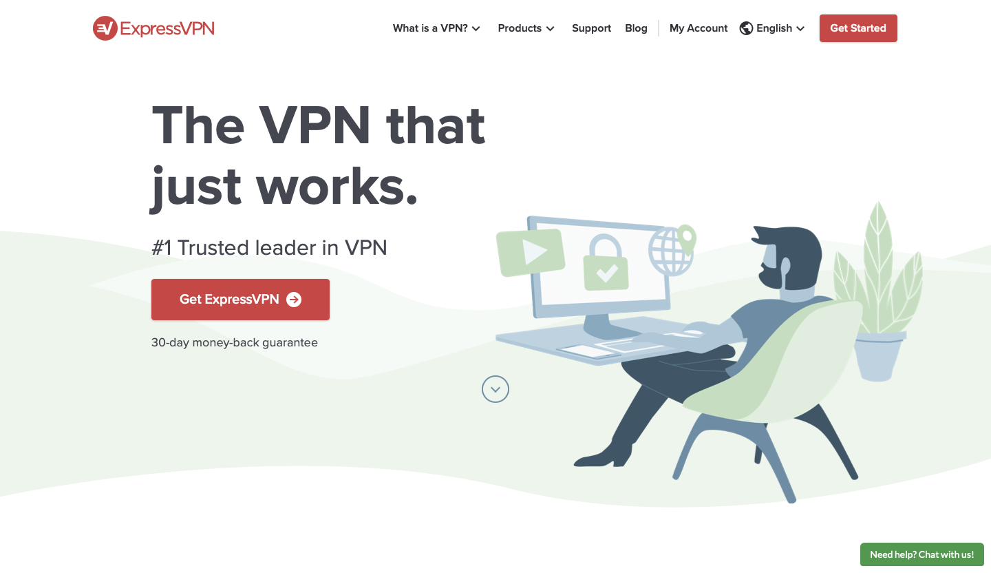 second best vpn for torrenting in USA