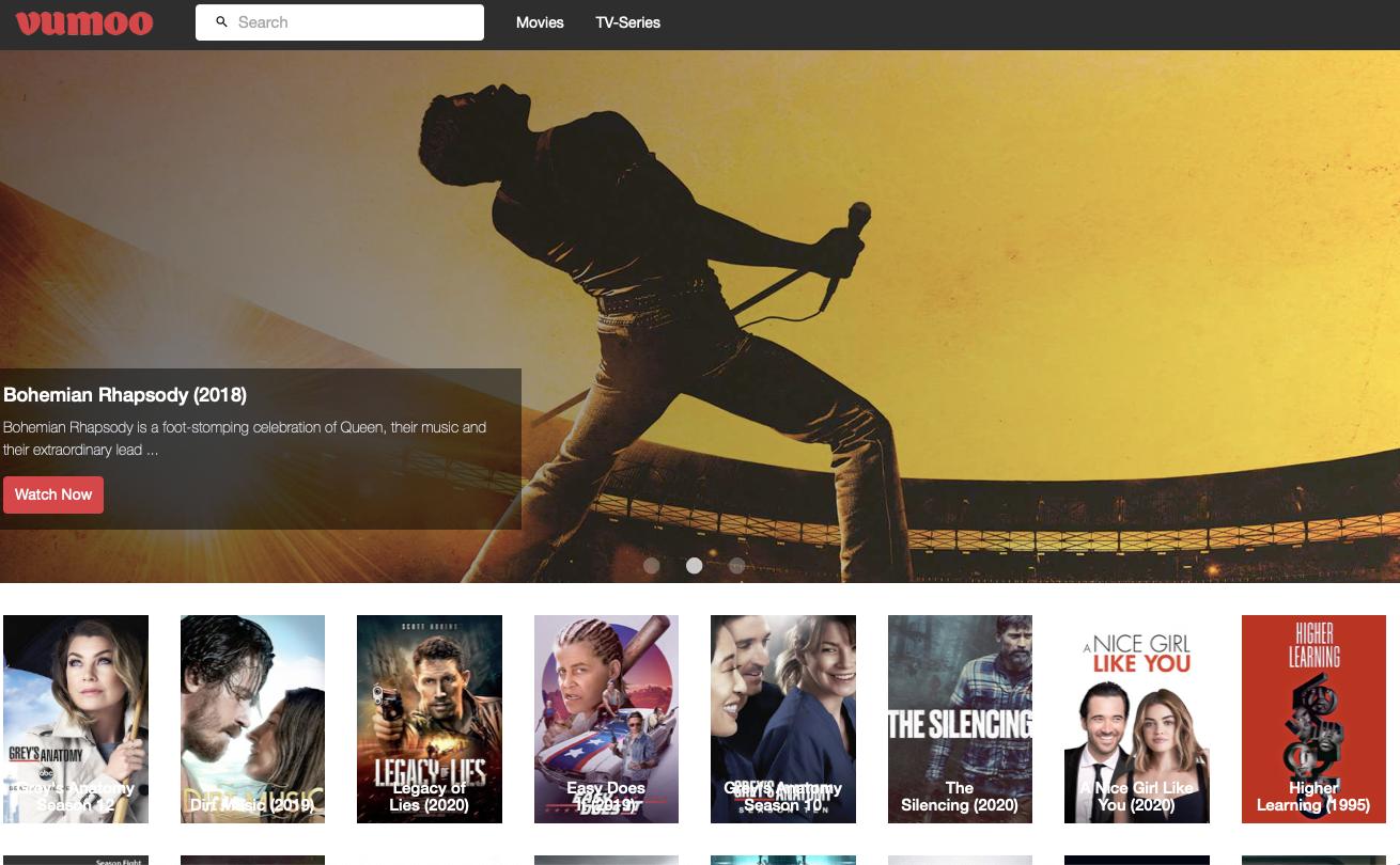 top sites like MoviE HD