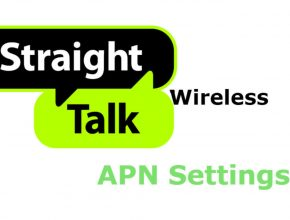 straight talk apn settings