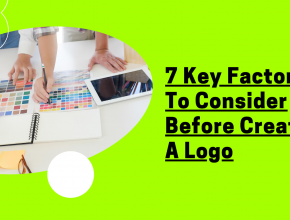 Key Factors To Consider Before Creating A Logo