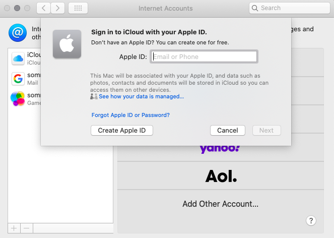 forgot Apple ID password recovery solution