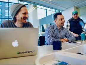 Campspot's Team