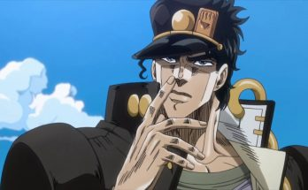 How right Jotaro hats