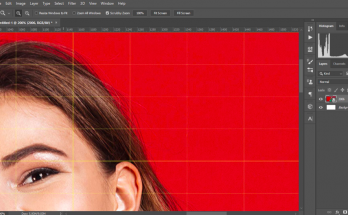 how to zoom in photoshop