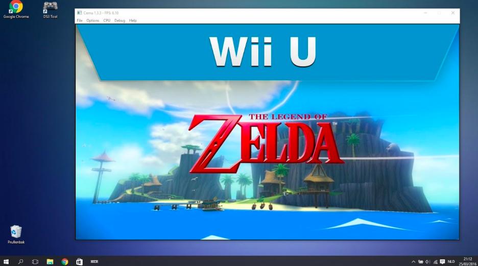 wii u games CEMU Emulator