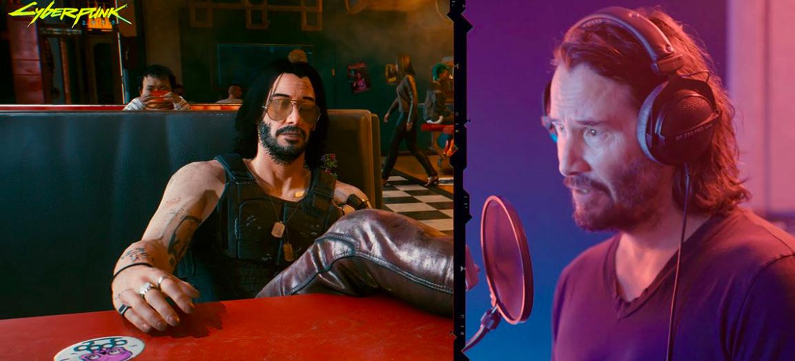 2077 Keanu Reeves