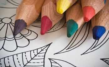 Printing a Custom Coloring Book
